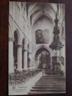 Kerk Sint Waldetrudis Binnenzicht () Anno 19?? ( Zie Foto Voor Details ) - Herentals
