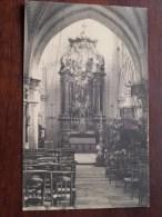 Binnenzicht Der Kerk St. Waldetrudis () Anno 1926 ( Zie Foto Voor Details ) - Herentals