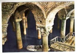 Turquie - Istambul Ve Saheserleri - Yere Batan Sarayi (532) Boy : 140m : 70 M. 336 Kolon - Turkey
