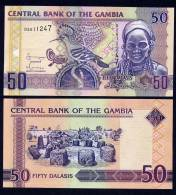 GAMBIA : Banconota 50 Delasis  - 2006 - FDS - Gambia