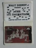 P 394. 101 Dalmatiens - 101 Dalmatiërs. 1000 Ex. - Belgique