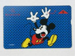 P 377. Mickey Mouse. 1000 Ex. - Belgique