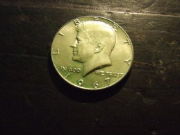 USA 1967 KENNEDY - Federal Issues