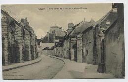 JOIGNY : Une Partie De La Rue De La Grosse Tourbe - Collection J.D. - Joigny