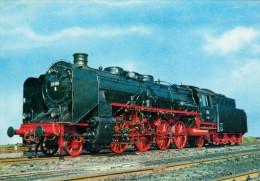 AK Eisenbahn Deutschland Personenzug-Lokomotive Baureihe 39 Lok Borsig Berlin Preußische P 10 Dampflokomotive Preußen - Eisenbahnen
