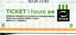 """Rennes 35 France """"Nouveau Ticket Gratuit"""""""
