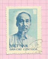 Vietnam Du Nord N°120 Cote 3.75 Euros - Vietnam