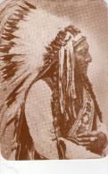 INDIANI  ,  Sitting  Bull - Indiani Dell'America Del Nord