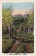 Longs Peak Trail Rocky Mountain National Park Reached Via Union Pacific Railroad Rocky Mountains Colorado