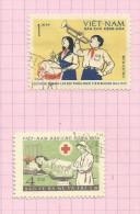 Vietnam Du Nord N°222, 226 Cote 2 Euros - Vietnam