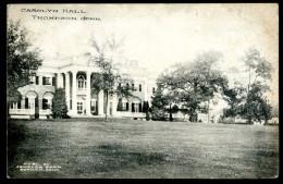 Cpa Usa Connecticut Thompson Carolyn Hall  PY25 - Etats-Unis