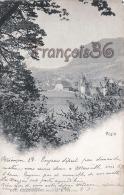 Suisse - Aigle - Vue Du Château -Bon état - Librairie Deladoey - 2 SCANS - VD Vaud