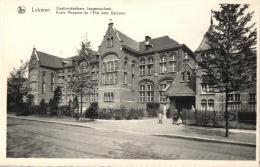 BELGIQUE - FLANDRE ORIENTALE - LOKEREN - Staatsmiddelbare Jongensschool - Ecole Moyenne De L'Etat Pour Garçons. - Lokeren