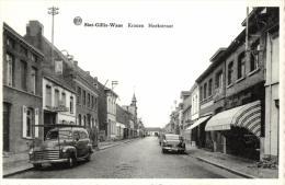 BELGIQUE - FLANDRE ORIENTALE - SINT-GILLIS-WAAS - SAINT-GIILES-WAES - Kronen - Hoekstraat. - Sint-Gillis-Waas