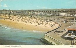 GB - Suf - The South Beach, Lowestoft - Dennis Productions n� L.3356 (circ. 1978)