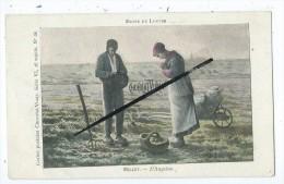 CPA - Chocolat Vinay - Musée Du Louvre - Millet - L'Angélus - Série IV, 28 Sujets. N°28 - - Chocolat