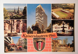 Kt 572 / Kaiserslautern / Pfalz, Stadium, Football, Soccer - Voetbal