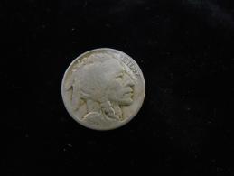 1917 Buffalo Nickel - 1913-1938: Buffalo