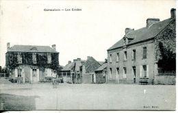 N°494A -cpa Cormolain -les écoles- - Andere Gemeenten