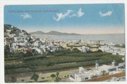 Las Palmas Vista RISCO SAN NICOLAS Color 1935 - Gran Canaria