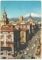 K2293 Catania - Via Etnea - Auto cars voitures / viaggiata 1963