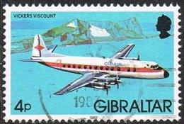 Gibraltar SG463 1982 Aircraft 4p Good/fine Used - Gibraltar