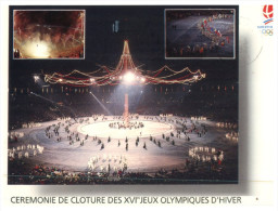 (330 M+S) France - Winter Olympic Games Albertville - Olympische Spelen