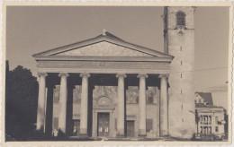 AUTRICHE,OSTERREICH,AUSTR IA,CARTE PHOTO,DORNBIRN,VORARLBERG ,PLACE DE L´EGLISE,EN 1900 - Dornbirn