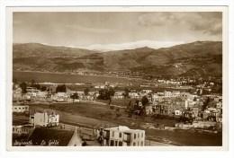 Lebanon, Beyrouth (Beirut), Le Golfe (The Gulf), Eglise (Church), Maisons Homes, Harbour, Carte Postale, Photo Postcard
