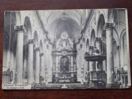 Binnenzicht St. Joseph's Kerk / Anno 1908 ( Zie Foto Voor Details ) !! - Turnhout