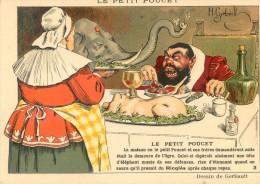 Lot De 11 Chromos Ricqles Alcool De Menthe - Les Contes De Fees -Dessins De Gerbault - Chromos