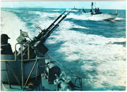 The ALBANIAN NAVY At Sea - Equipment