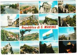 Repubblica Di S. Marino  - 1973 - 5 Stamps - San Marino