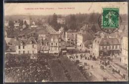 TORIGNI - SUR - VIRE . Route De Saint - Lô . Etat . - Francia