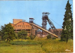 Jarny.. La Mine.. Puits.. Mines.. Carrières - Jarny