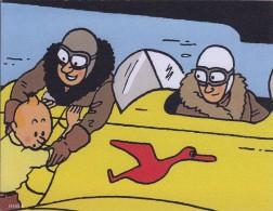 Thématiques Tintin Et Milou Bande Dessinée Illustrateur Différents 2006 - Fumetti