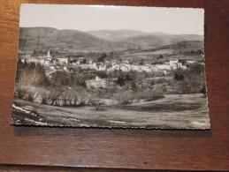 Carte Postale Ancienne : LA SALVETAT SUR AGOUT : Vue Generale - La Salvetat