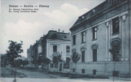 ZEMUN SEMLIN ZIMONY DR GEORGE PANTELICEVA  ULICA. DR GEORG PANTELISCH GASSE 368 - Serbie