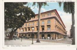 HOTEL CENTRAL PANAMA REP DE PANAMA  99167 - Panama