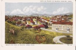 VISTA DE PARAJO DE BALBOA ZONA DEL CANAL  460 - Panama