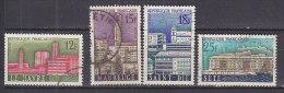 M0844 - FRANCE Yv N°1152/55 - Usati