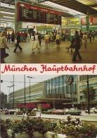 MUNCHEN  Fg  Bahnhof  Stazione - Muenchen