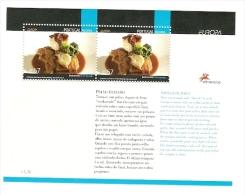 Portugal ** & Europa, Açores, Gastronomia Polvo Guisado 2005 (299) - Alimentation