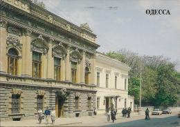 UKRAINE  UCRAINA  ODESSA  Scientist Palace  Nice Stamp - Ucraina
