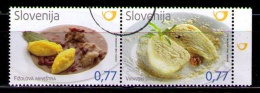 ESLOVENIA 2014 - GASTRONOMIA - Slovénie