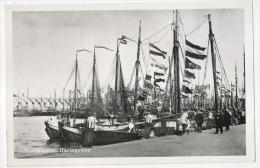 Scheveningen Haringvlot Fotokaart 1953 - Scheveningen