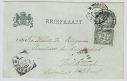 NL, 1903 Nach Sumatra!  ,  #1231 - Periode 1891-1948 (Wilhelmina)