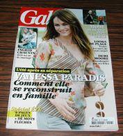 Magazine Gala 998 Juillet 2012 Vanessa Paradis En Couverture - People
