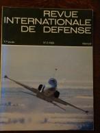 Revue Internationale De Défense N°2 De 1984 - Aviation