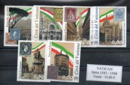 Vatican. Les Etats Italiens Avant L'unification - Nuovi